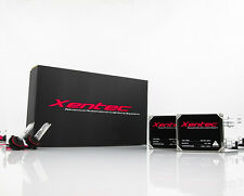 XENTEC AC 55w HID Conversion Kit H4 H7 H11 H13 9003 9005 9006 6K 5K HiLo BiXenon