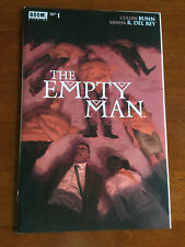 THE EMPTY MAN # 1 FINE BOOM STUDIOS! 2014 CULLEN BUNN COVER A