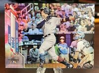 2020 Topps Update Chrome Aaron Judge 2017 All Star Game Refractor /99 🔥