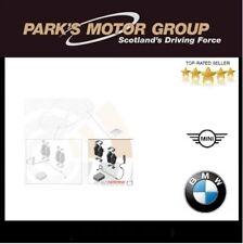 MINI Genuine Rear Brake Pads Set + Sensor For R60 R61 34212444446