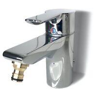 Gartenschlauch Wasserhahn Adapter Wasserhahnadapter M22 M24 aus Messing