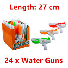 Space Water Gun 27CM Canon Blaster Shooter Summer Beach Pool Toy Outdoor Pistol