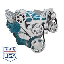 Pontiac Serpentine System 350-400, 428 & 455 V8 ALL INCLUSIVE ALT, PS, AC