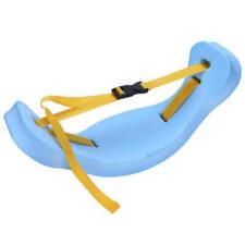 EVA Swimming Waist Belt Kids Adults Safe Training Aid Float Board Foam Blue