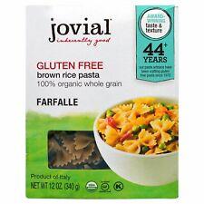 Jovial, Organic Brown Rice Pasta(12 pack)