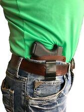 TAURUS PT738 TCP 380 Brown Leather IWB Gun Holster