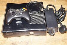 Microsoft Xbox 360 250GB Black Slim Console