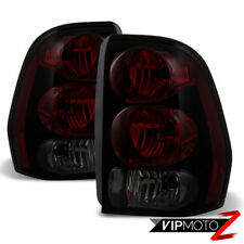 For 02-09 Chevy Trailblazer Trail Blazer Tail Light RED SMOKE Brake Signal Lamp