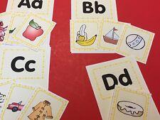Montessori - Pre-Reading Series - Letter & Picture Sound Sort