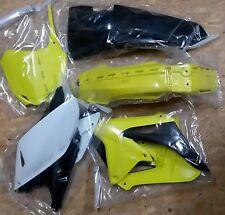 Kit en plastique jeu incl. plaque d'immatriculation SUZUKI RMZ RM-Z 250 2013