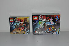 LEGO Movie 70817 Batman Super Angry Kitty Attack, 70818 Double Deck Couch