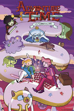 Adventure Time Fiona and Cake POSTER 61x91cm NEW * Lumpy Space Princess