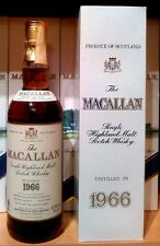 Macallan 18 Jahre 1966 Single Malt Sherry Oak Casks (Rarität) TOP Zustand!