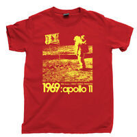 APOLLO 11 HOAX T Shirt Stanley Kubrick The Shining Movies Tee Blu Ray DVD Poster
