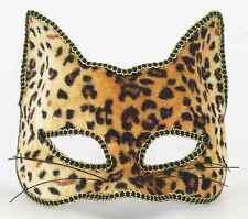 KITTEN CAT VENETIAN MASK MARDI GRAS MASQUERADE HALLOWEEN COSTUME