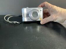Panasonic LUMIX DMC-LZ3 5.0MP Digital Camera - Silver. With Case