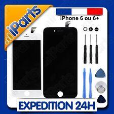 VITRE TACTILE + ECRAN LCD RETINA IPHONE 6 ou 6 PLUS / NOIR ou BLANC + OUTILS