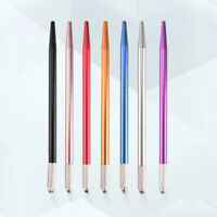 Microblading Eyebrow Manual Tattoo Pencil Needle Makeup Hand Pen Tool Random