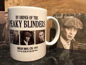 Peaky Blinders Mug Gift For Brother, Dad, Husband, Birthday Gift