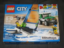 LEGO CITY 60149 4x4 with Catamaran New