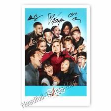 Glee - Lea Michele, Jane Lynch - Autogrammfoto mit allen Unterschriften [A1] 