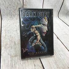 The Chronicles of Riddick Dark Fury (Dvd) New Sealed