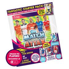 Topps Match Attax Barclays premier league 2016 2017 starter binder pack (UK)