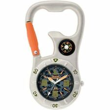 Duck Dynasty Caribiner, Compass, Clip-On, DDY002