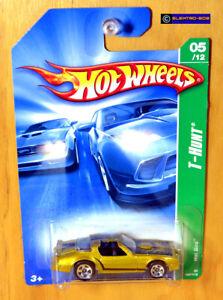 Hot Wheels Treasure Hunt Hot Bird Trans Am [T-Hunt] - New/Sealed/XHTF [E-808]