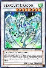 Stardust Dragon - SHSP-ENSE1 - Super Rare - Limited Edition x1