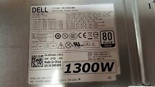 DELL POWER SUPPLY 1300W 80 PLUS GOLD FOR DELL PRECISION TOWER T7610 MF4N5