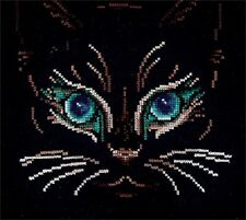 """Counted Cross Stitch Kit Make Your Own Hands - """"Eyes"""""""
