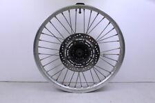 1986 86 HONDA XR250R XR 250 Front Wheel Rim Hub Spokes