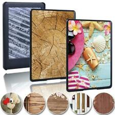 Madera Impreso Cubierta del comprimido Cubierta Estuche Para Amazon Kindle 8/10th Paperwhite 1/2/3/4