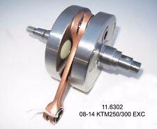 Kurbelwelle KTM EXC 250 / EXC 300 - Bj. 2008-2014 - inkl. Nadellager