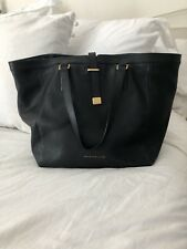 Marc By Marc Jacobs Natural Selection Black Tote Bag With Labels M3134022