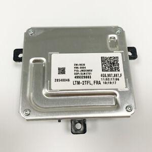 4G0907697F Daytime Running Light Module DRL Unit Fits For Audi Skoda VW DELPHI