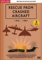 Rescue From Crashed Aircraft 1945-1987 [DVD][Region 2]