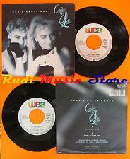 LP 45 7'' INGA & ANETE HUMPE Careless love Come closer now 1987 WEA cd mc dvd