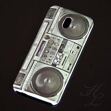 HTC ONE MINI m4 Hard Case Custodia per Cellulare Guscio Protettivo Cover Astuccio involto Blaster