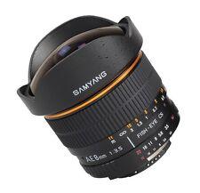 Samyang Fischaugenobjektive für Nikon Kamera