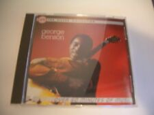 GEORGE BENSON CD THE SILVER COLLECTION.VERVE.
