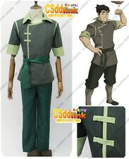 Bolin From The Legend Of Korra Cosplay Costume Any Size