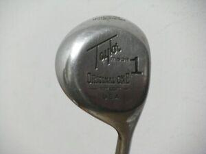Taylormade Original One Pittsburgh Persimmon 12* Driver Regular Steel Nice!!