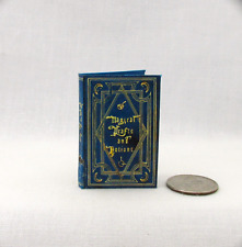 MAGICAL DRAFTS AND POTIONS MAGICAL TEXTBOOK 1:6 Scale Readable Miniature Book