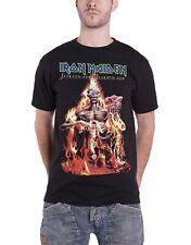 Iron Maiden T Shirt Seventh Son Album band logo Official Mens New Black