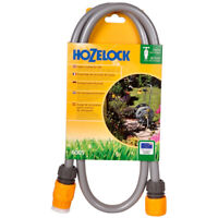 Hose Connection Set Cart Reel Watering Connector Hozelock 6005 Outdoor Tap 1.5m