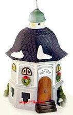 Dept. 56 Silent Night Music Box Memorial Chapel Alpine Village 56180 New