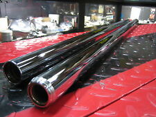 Chopper Over Stock Fork Tubes Extended Stanchions Yamaha Honda Suzuki available