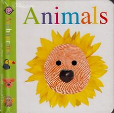 Alphaprints Animals BRAND NEW BOOK by Roger Priddy (Board Book 2014)